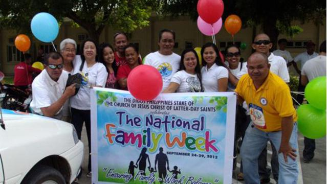 Family Week Davao
