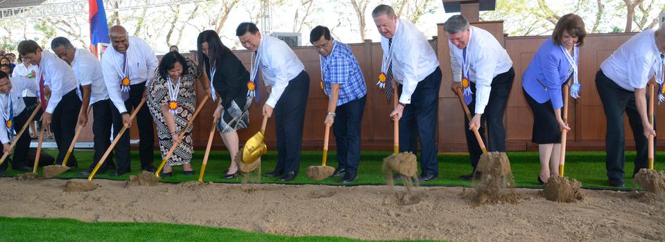 Elder Holland Dedicates Ground for Construction of Third Temple
