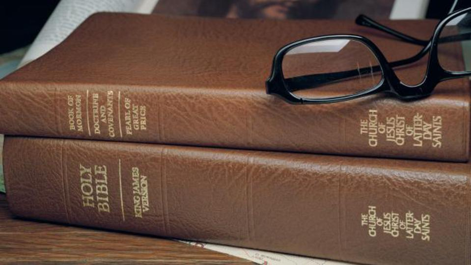 Book of Mormon part of Church scriptures