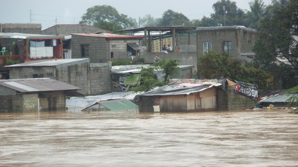 Marikina River Flood Waters