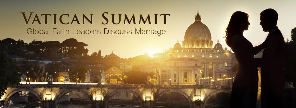 vatican summit banner