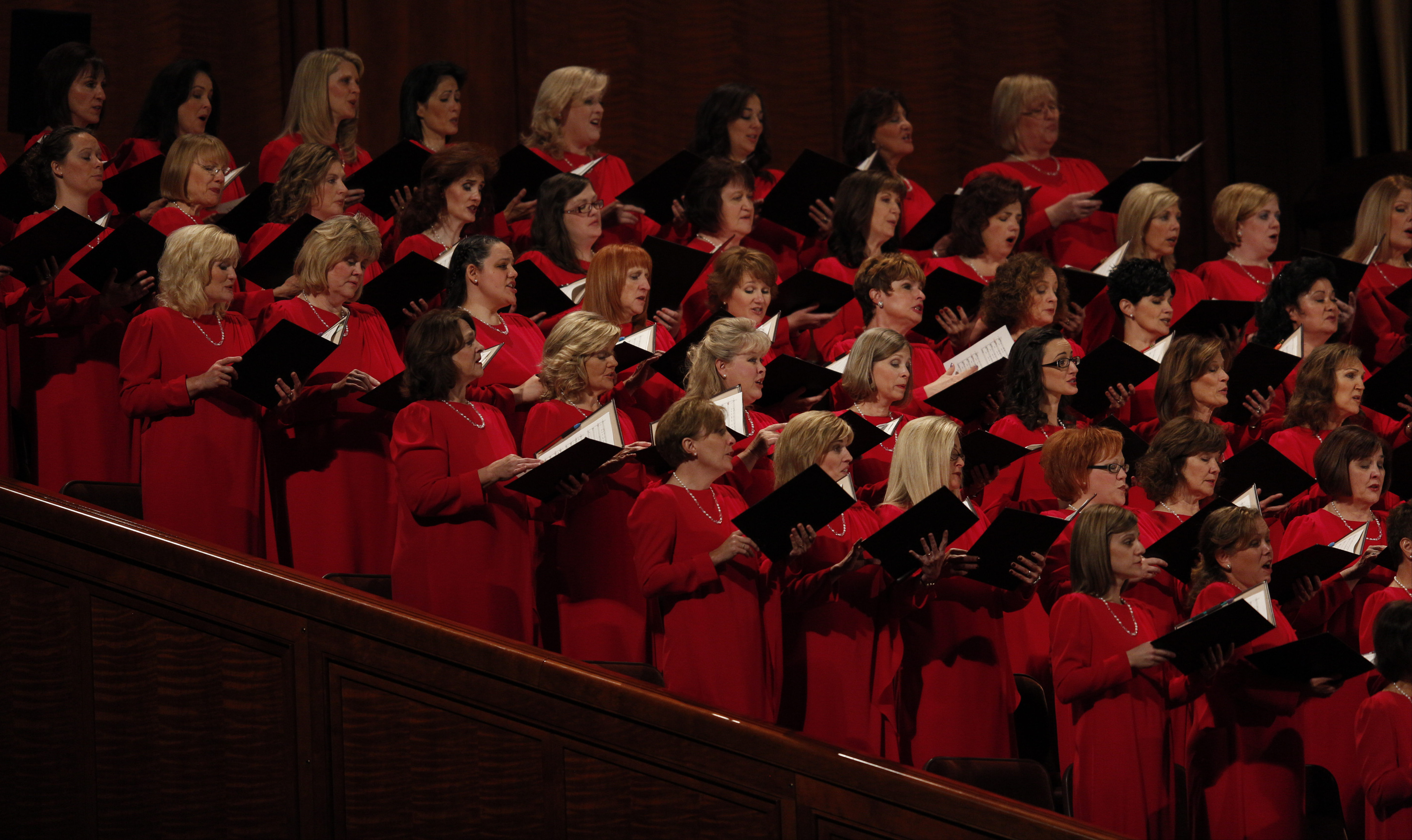 Mormon Tabernacle Choir Goes Global With Launch of YouTube Channel